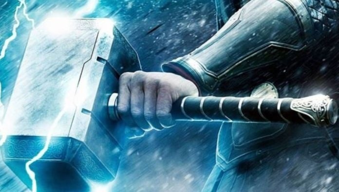 marvel-teases-thors-hammer-is-broken