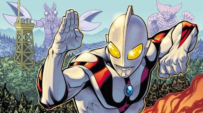 Marvel Ultraman Comic