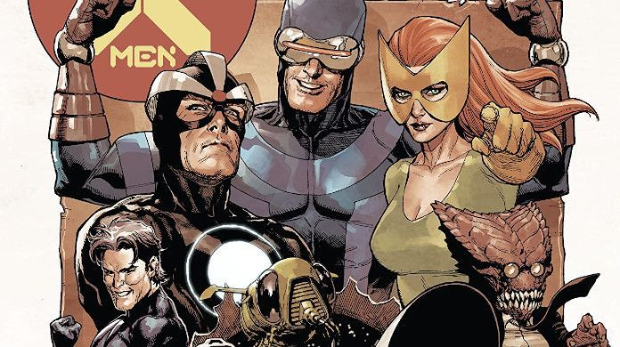Marvel X-Men Brood King Broo