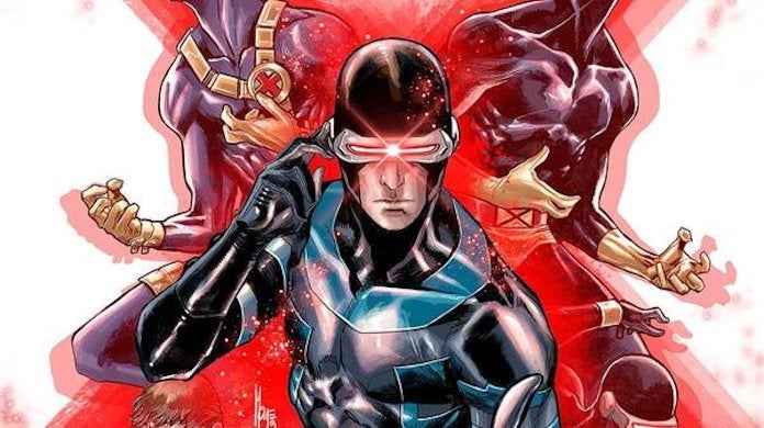 Marvel X-Men Cyclops Optic Blast Blackbird