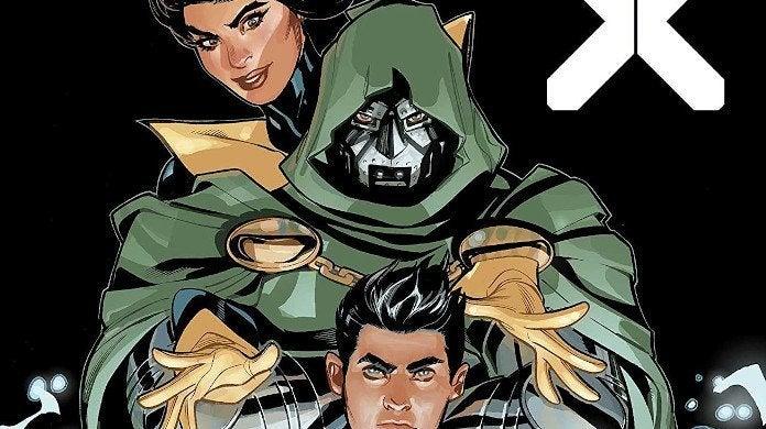 Marvel X-Men Fantastic Four Doctor Doom Sentinels