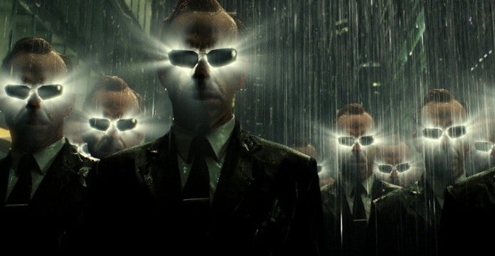 Matrix 4 Set Videos San Francisco Riot Scene