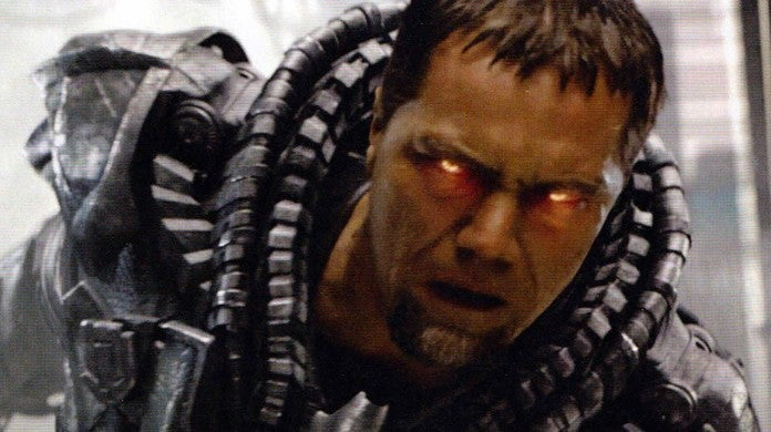 Michael Shannon Talks Returning as General Zod Supergirl Movie