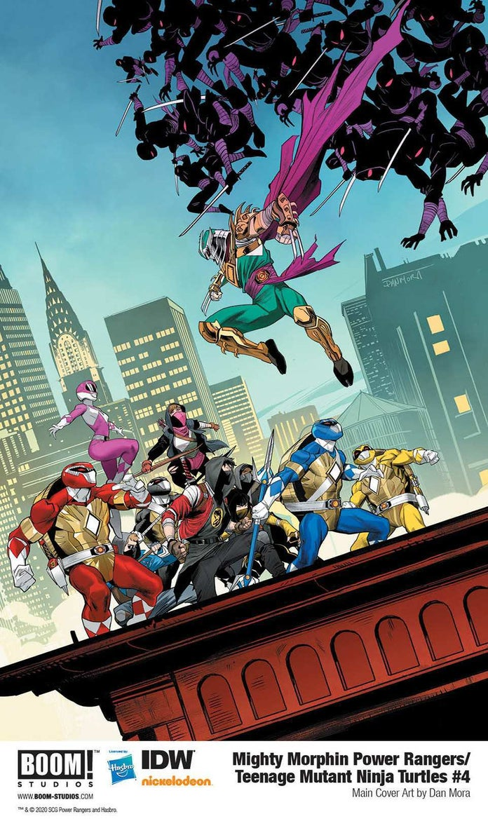 Mighty-Morphin-Power-Rangers-Teenage-Mutant-Ninja-Turtles-4-Main-Cover