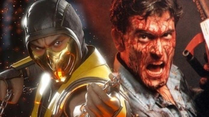 Mortal Kombat 11 Ash Williams DLC
