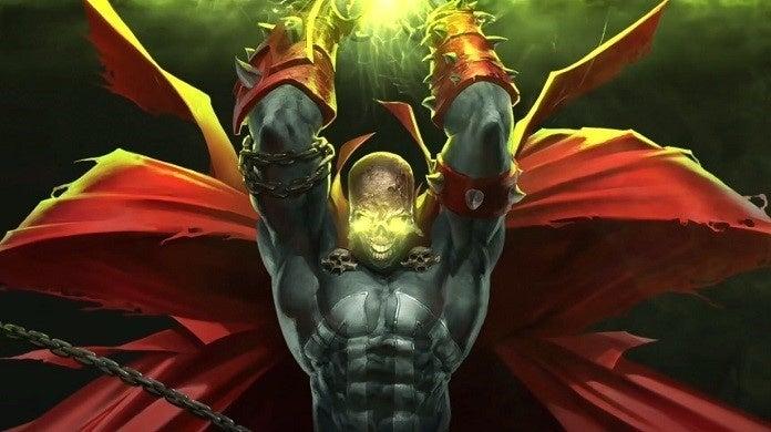 Mortal Kombat 11 Spawn ending