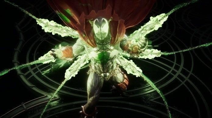 Mortal Kombat 11 Spawn Fatalities