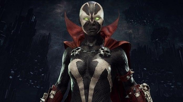 Mortal Kombat 11 Spawn Jacqui Briggs Skin