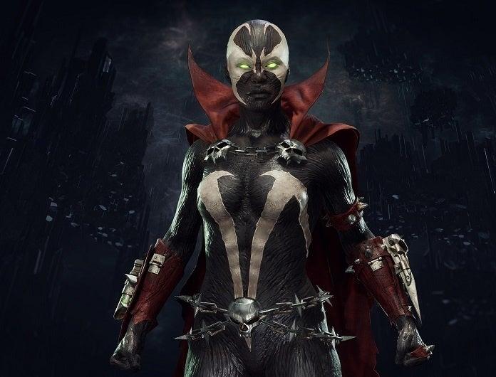 Mortal Kombat 11 Spawn Jacqui Briggs Skin1