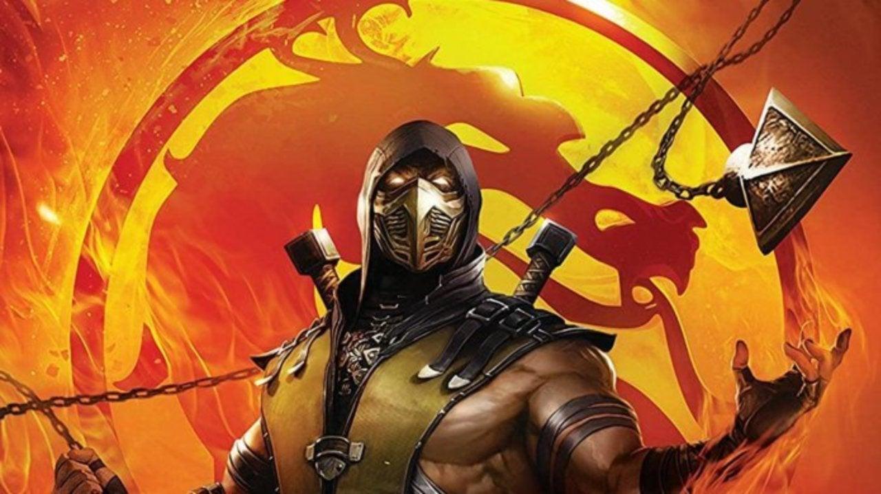 Mortal Kombat Legends Scorpion S Revenge Blu Ray Pre Orders