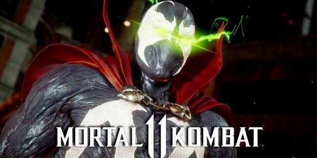 Mortal Kombat Spawn Trailer