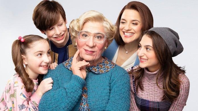 Mrs Doubtfire Broadway Show First Look