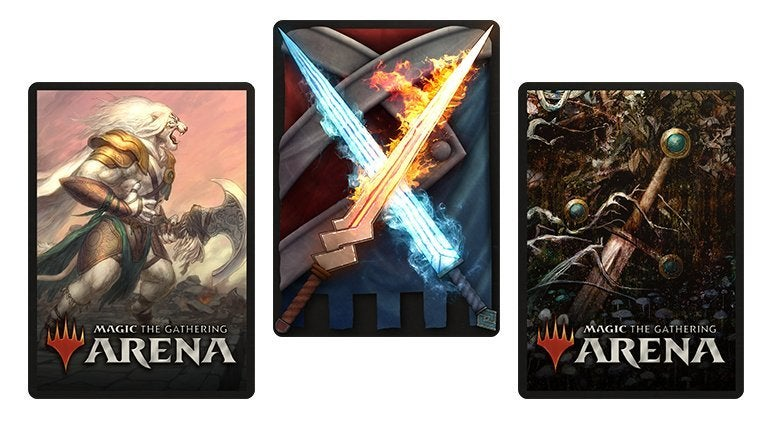 MTG Arena FNM Card Sleeves