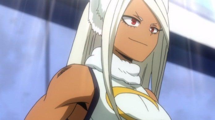 My Hero Academia Mirko Anime (1)