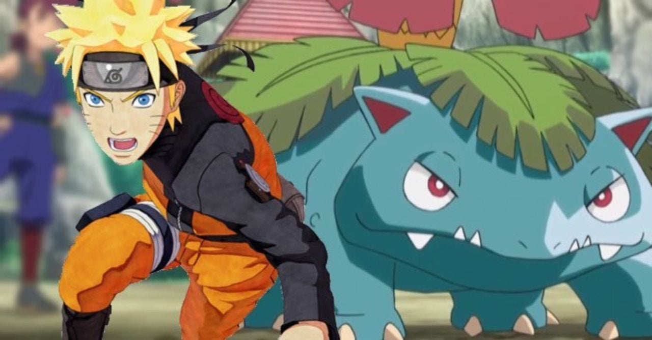 Perfect Naruto Crossover Gives One Pokemon A Hidden Leaf Makeover Crossovers with naruto founded by ariel schnee · report. perfect naruto crossover gives one