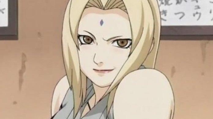 Naruto Tsunade Anime