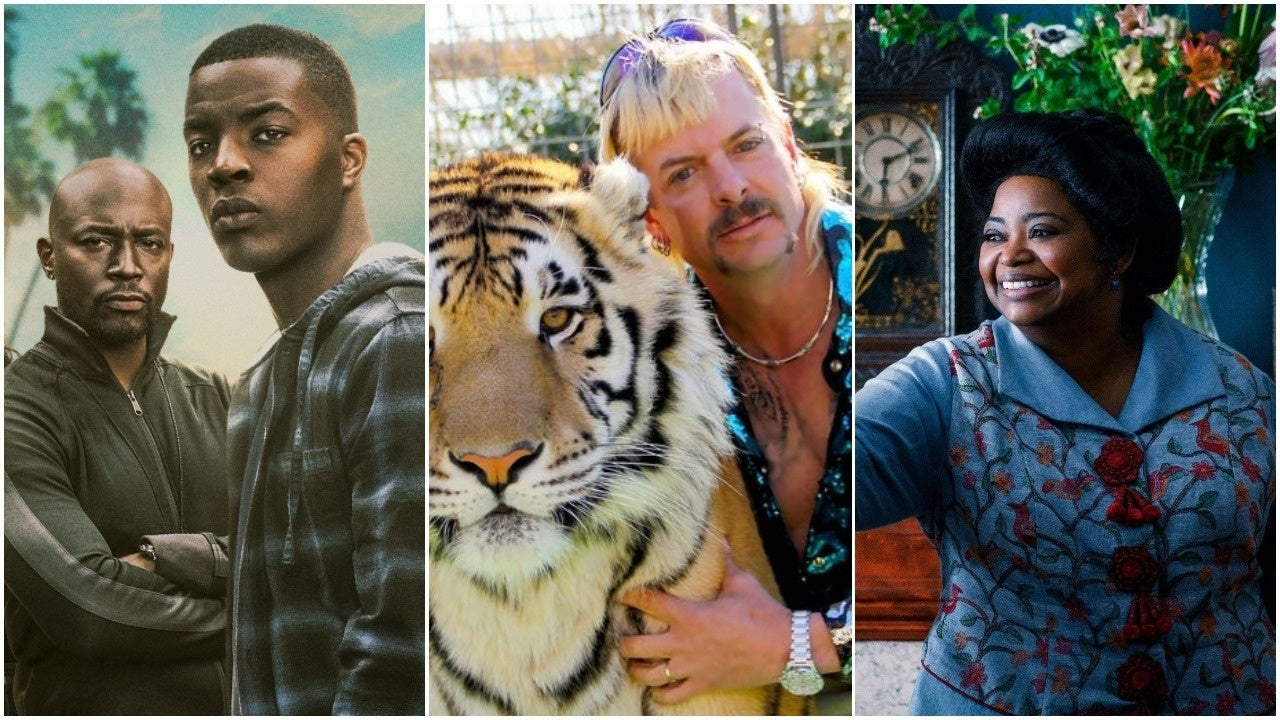 netflix popular shows tiger king all american self made