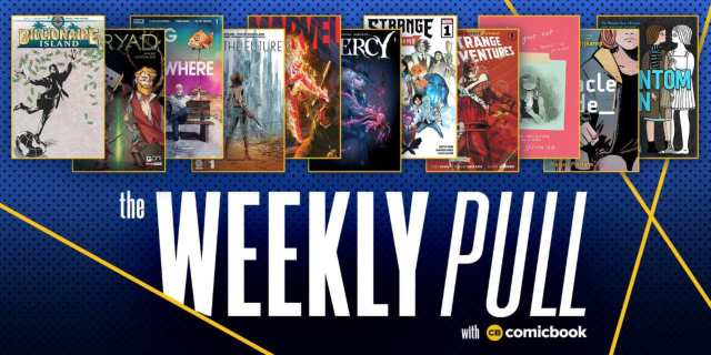 The Weekly Pull: Marvel, Strange Adventures, King of Nowhere, and More