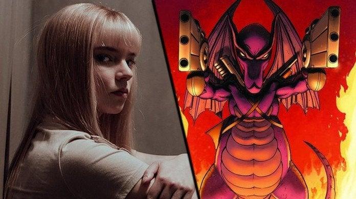New Mutants Movie Lockheed Confirmed Director Josh Boone Marvel X-Men
