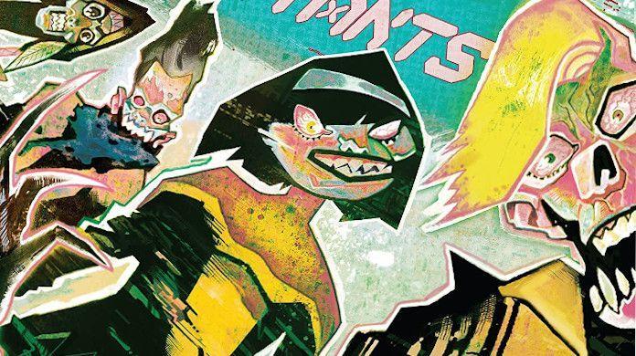 New Mutants X-Men Dawn of X Wildside