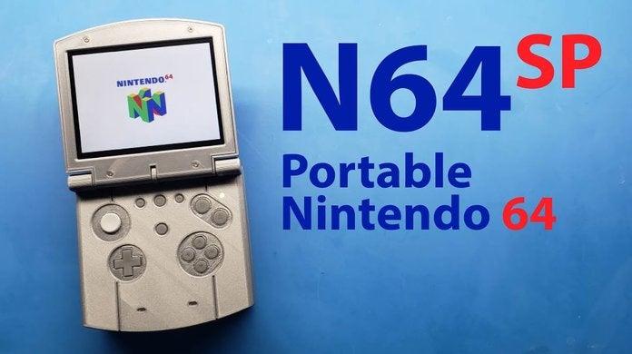 Nintendo 64 SP
