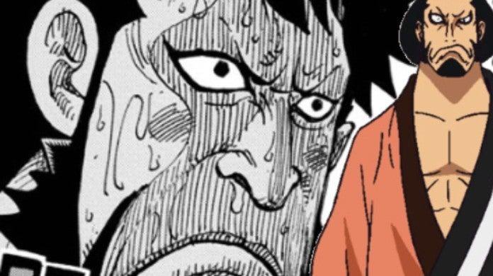 One Piece Kinemon Chapter 975 Manga