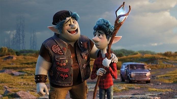 onward disney pixar kevin smith emotional