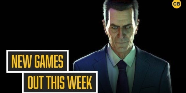 New Video Games Out This Week: Half-Life Alyx, Bleeding Edge, and More