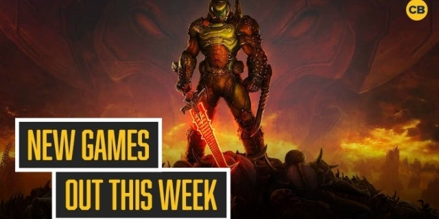 New Video Games Out This Week: DOOM Eternal, Animal Crossing, and More