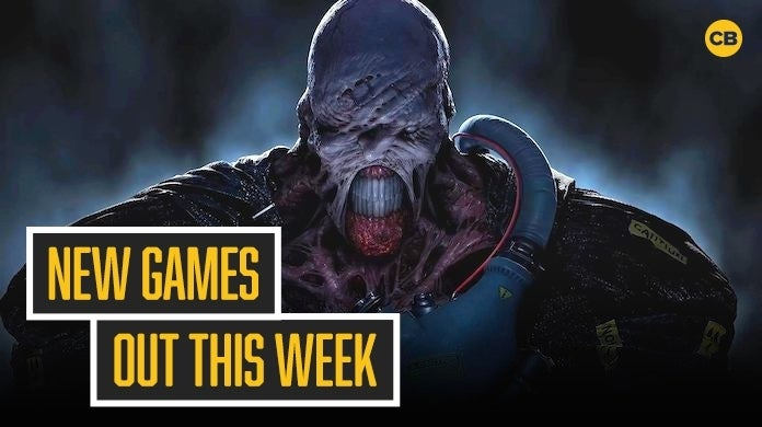 out this week resident evil 3