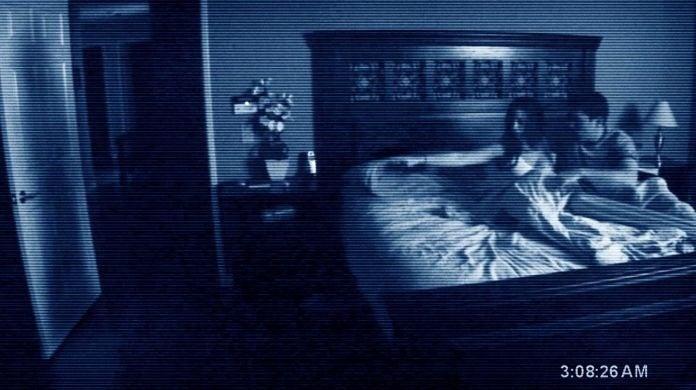 paranormal activity netflix