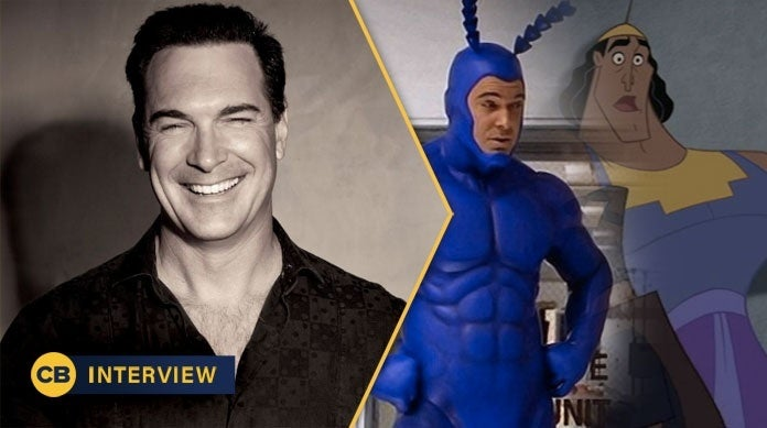 Patrick-Warburton-The-Tick-Kronk-Interview-Header-2