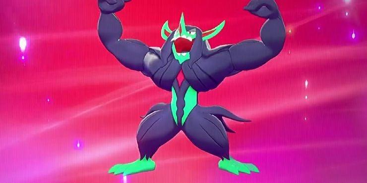 Pokemon Grimmsnarl