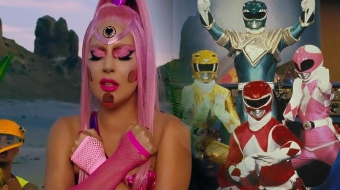 Power-Rangers-Lady-Gaga-Mash-Up-Video