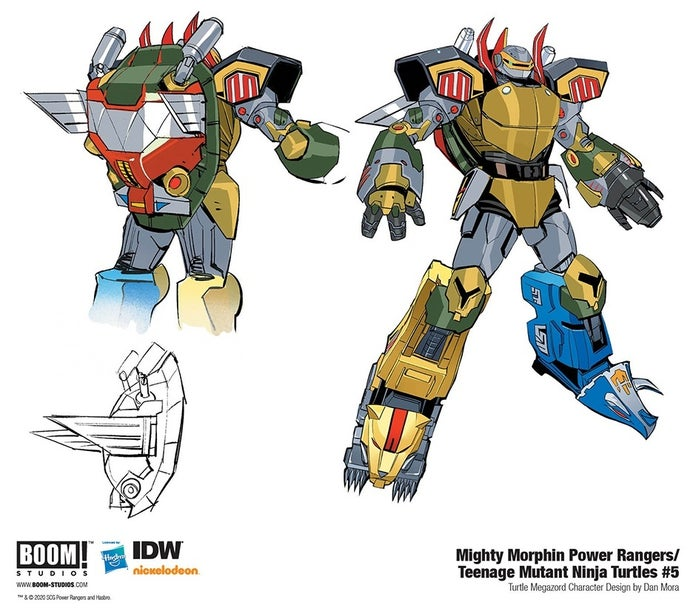 Power-Rangers-TMNT-5-Turtle-Megazord-1