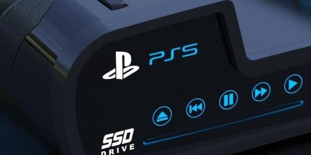 PS5 Patent Describes Yet Another Crazy New Feature