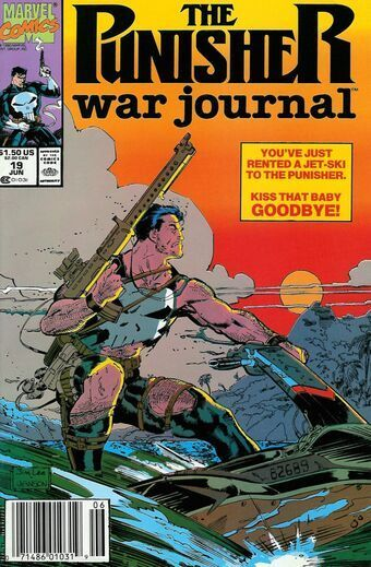punisher war journal 19