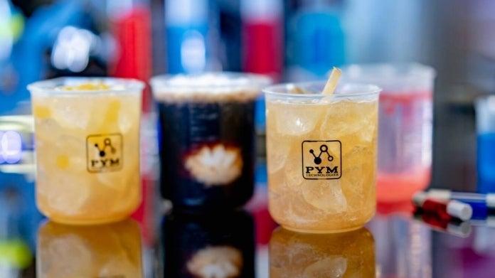 Pym Tasting Lab alcoholic drinks Avengers Campus