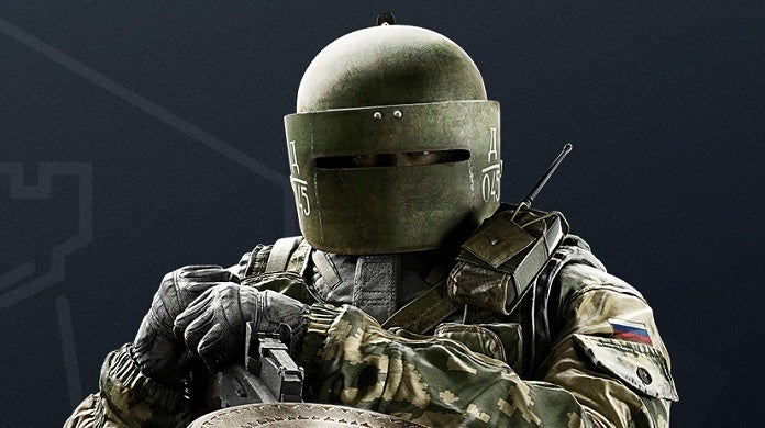 Rainbow Six Siege Tachanka Rework
