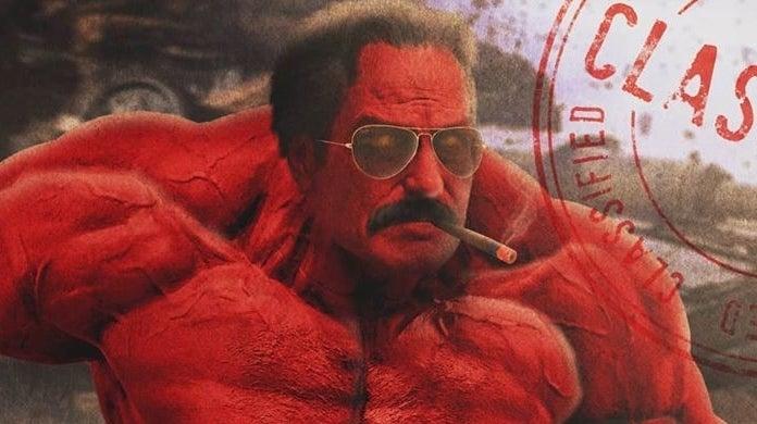 red hulk thunderbolt ross