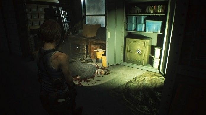 Resident Evil 3 Demo Safe