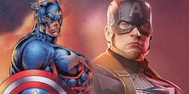 Rob-Liefeld-Chris-Evans-Captain-America-Art