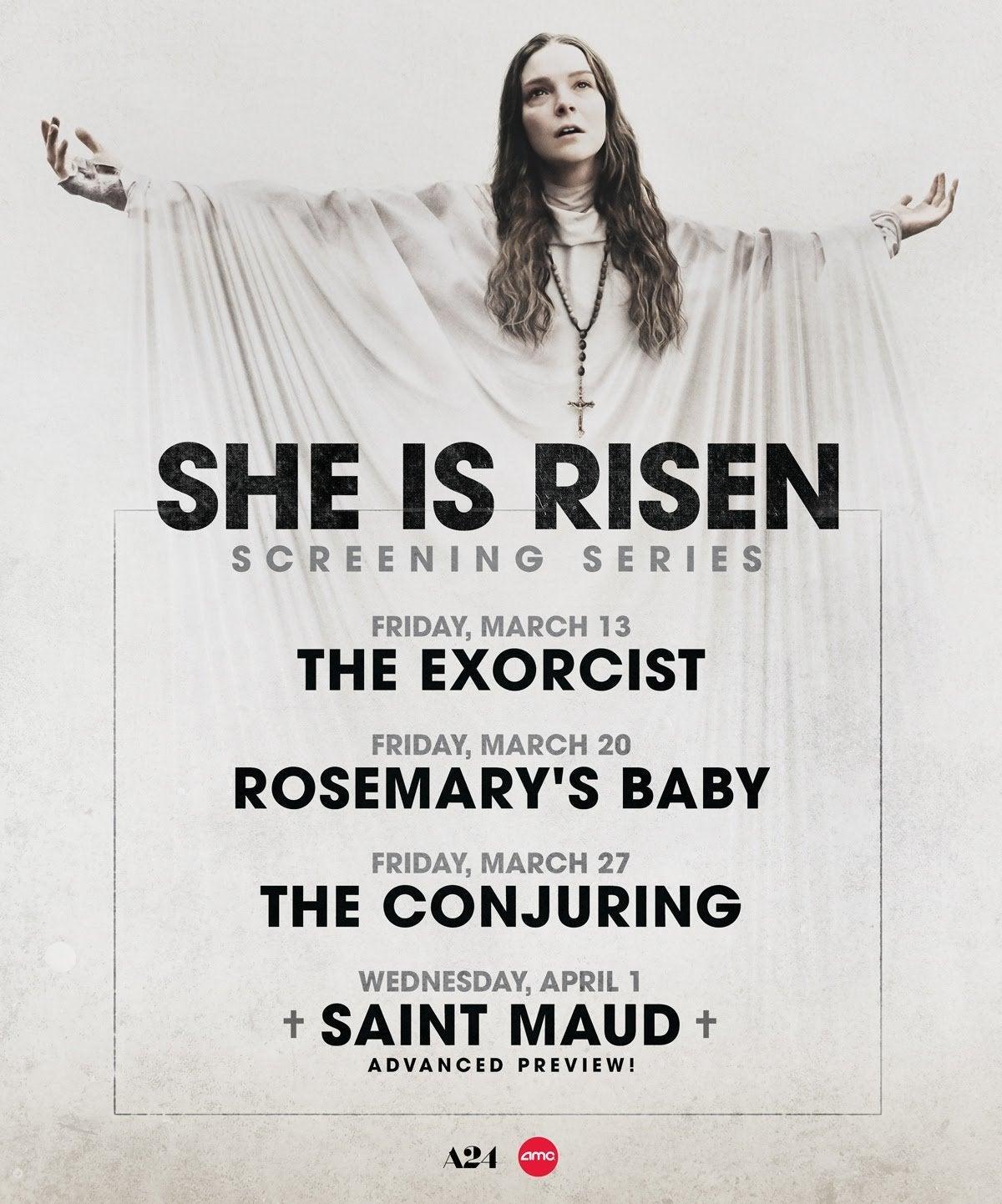 saint maud movie she is risen