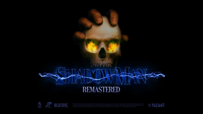 Shadow Man Remastered Logo FINAL