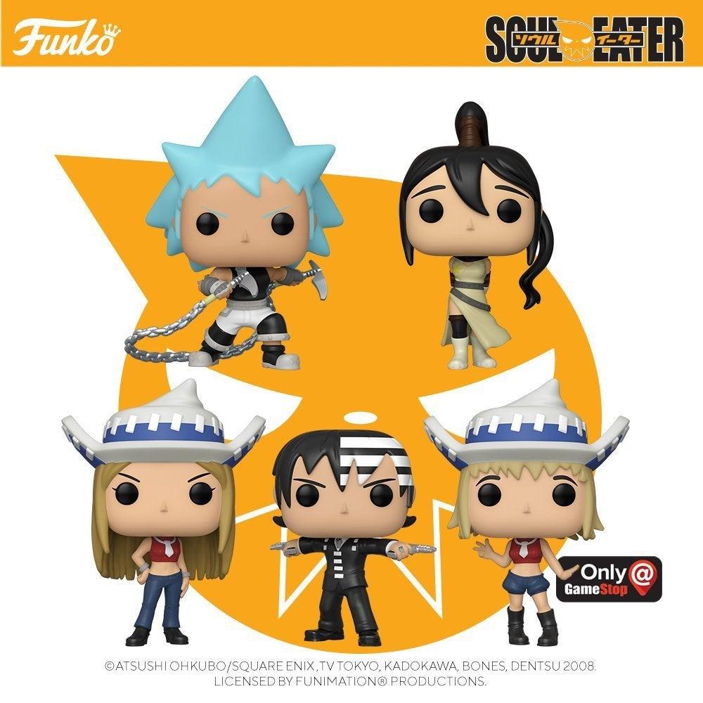 soul-eater-funko-pops