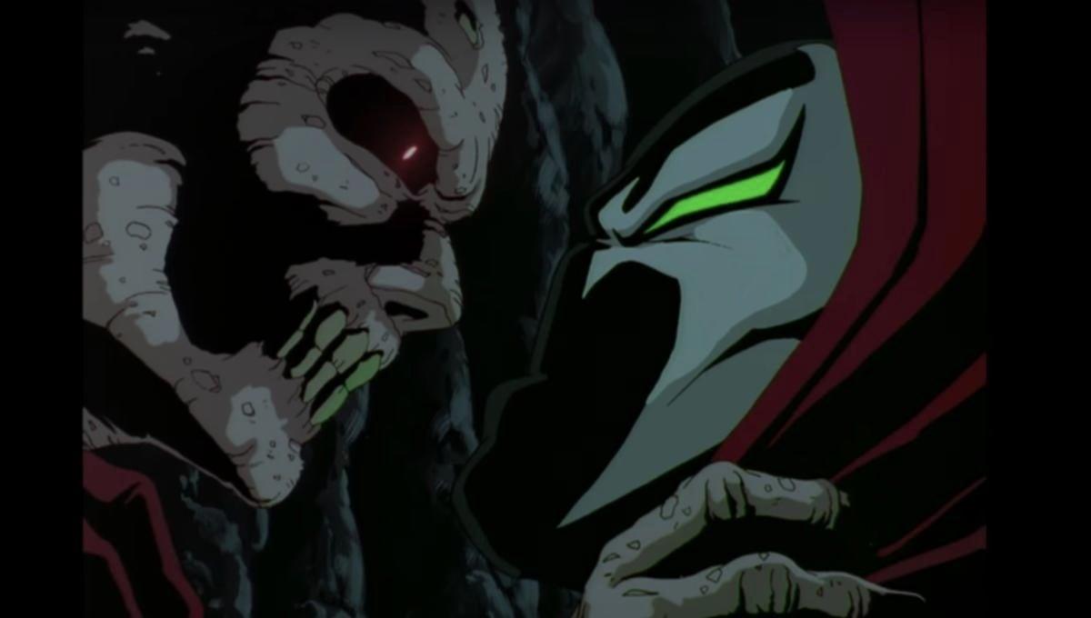 spawn animated series todd mcfarlane