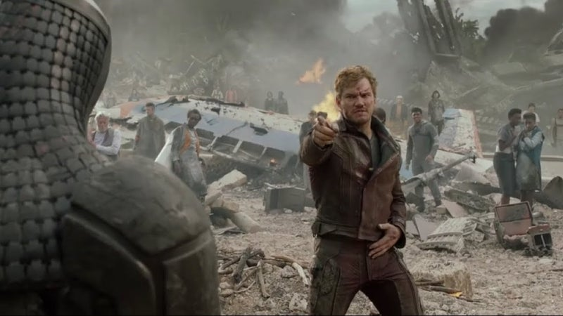 star lord dance off guardians of the galaxy