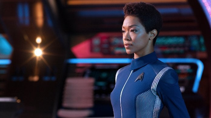 Star Trek Discovery Sonequa Martin-Green Pregnant Daughter