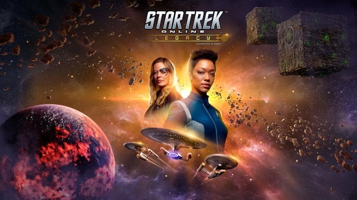 Star Trek Online Legacy PlayStation 4 Xbox One
