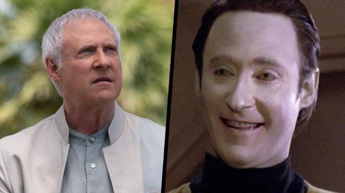 Star Trek Picard Brent Spiner Soong Lore